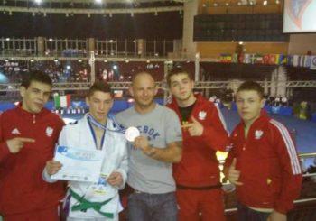 Kolejne medale Polaków na Mistrzostwach Świata Ju Jitsu w Atenach