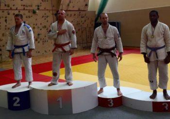 Paris Open 2015: Finałowa walka Bagiego - 94 kg