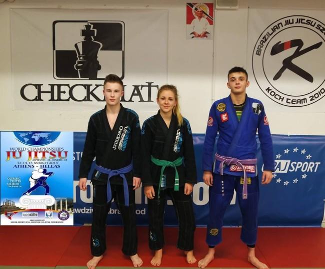 Alex Koch drugi w światowym rankingu Ju Jitsu