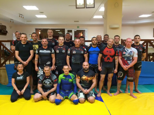 "Przygotowania Sławka Barczaka do ""World Master Jiu-Jitsu IBJJF Championship 2015"