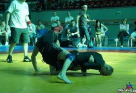 Walka ekspertów od poddań na I Mistrzostwach Europy CBJJP