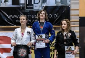 Anna Łach vs Irena Preiss na Mistrzostwa Polski Ne-Waza (Video)