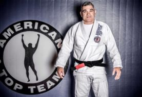 Ricardo Liborio na seminarium w American Top Team Miramar
