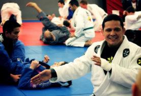 """Saulo Ribeiro """" Jiu Jitsu jest łatwe """""""