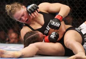Mistrzyni UFC trenuje córkę znanego aktora