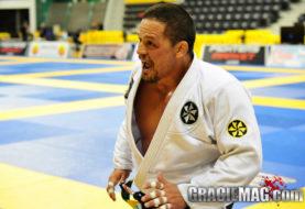 Saulo Ribeiro na Worlds Maters Championships