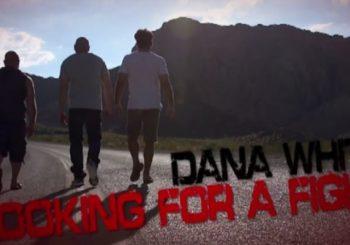 Dana White wyrusza w podróż w poszukiwaniu nowych talentów MMA