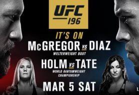 """UFC 196 - """"faworyci polegli"""": podsumowanie + wyniki"""