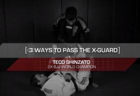 Wideo: 3 sposoby na przejście x-gardy