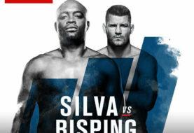 UFC Fight Night 84: Silva vs. Bisping – wyniki