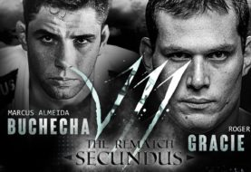 Marcus Buchecha vs Roger Gracie 2 na Metamoris VII !!!