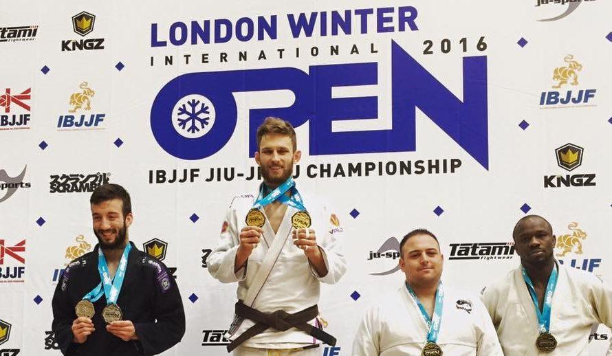 Adam Wardziński na London Winter Open – finał absoluto