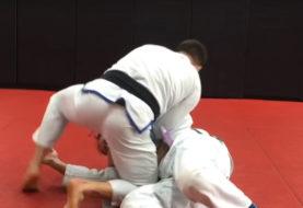 7 drilli z pozycji bocznej i kolana na brzuchu do balachy