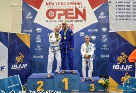 Słynny szef kuchni, Anthony Bourdain, wygrywa złoto na New York Open