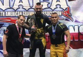 Mariusz Linke wygrywa kategorię Adult na Mistrzostwach Świata NAGA