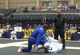 San Antonio Open 2016: Rafael Mendes vs Gabriel Oliveira