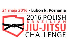 Polish BJJ Challenge 2016 - komunikat organizacyjny