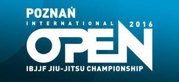 Co należy zrobić żeby wystartować na Poznań International Open Jiu-Jitsu IBJJF Championship?