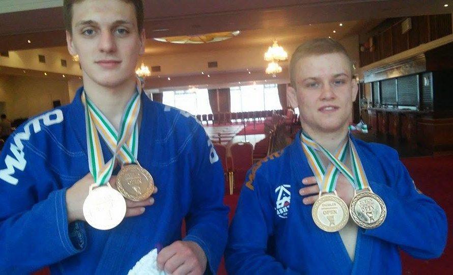 Jakub Zajkowski i Mateusz Flaga zdominowali Dublin International Spring Open
