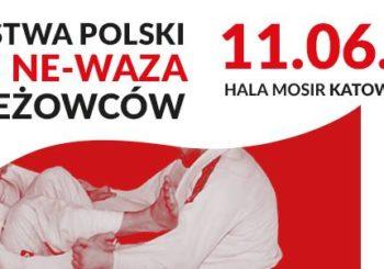 Mistrzostwa Polski Młodzieżowców JU JITSU NE - WAZA