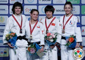 Arleta Podolak zdobywa złoto w Kazachstanie