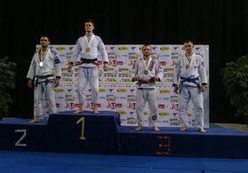 Maciej Kozak wygrywa European Open Ju Jitsu Championship!