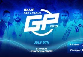 IBJJF ogłasza nowy profesjonalny turniej Pro League Grand Prix