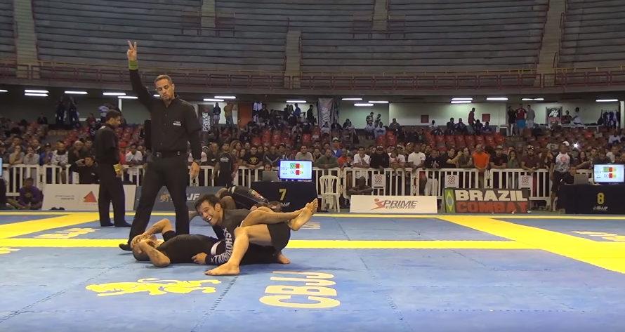 IBJJF Belo Horizonte 2016: Paulo Miyao vs Felipe Brito