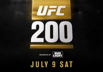 Highlight: UFC 200 w zwolnionym tempie