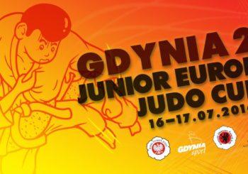 Junior European Judo Cup w Gdyni
