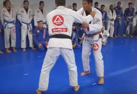 Cały trening BJJ w siedzibie głównej Gracie Barra (wideo)