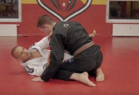 Kimura z półgardy od Marka Pietrzaka (Rosomak Jiu Jitsu)