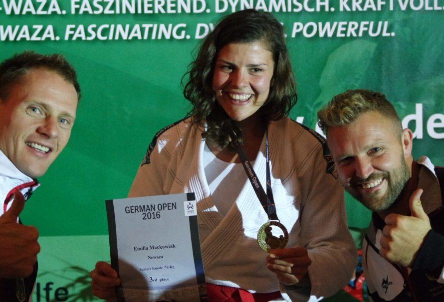 Wyniki MEJ oraz German Open w Ju Jitsu