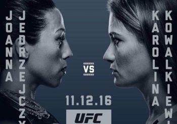 UFC 205 Embedded (epizod 5) - zakulisowe starcie pomiędzy dwiema Polkami