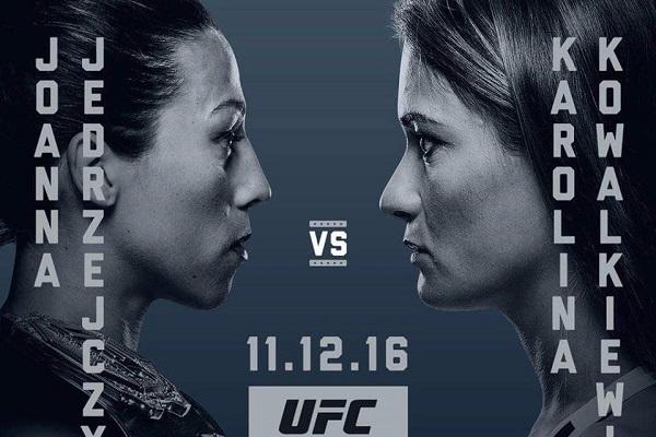UFC 205 Embedded (epizod 5) – zakulisowe starcie pomiędzy dwiema Polkami