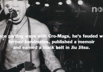 Harley Flanagan z Cro - Mags o swojej przygodzie z BJJ