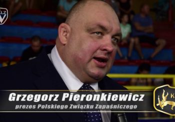 Zmarł Mecenas polskich zapasów Grzegorz Pieronkiewicz