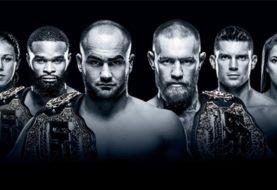 UFC 205: McGregor vs. Alvarez - Wyniki