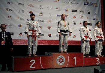 Mistrzostwa Świata Ju Jitsu we Wrocławiu - medale Polek!