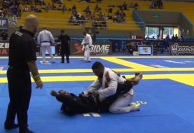 Victor Honório vs Erberth Santos na Sul-Americano de Jiu-Jitsu 2016