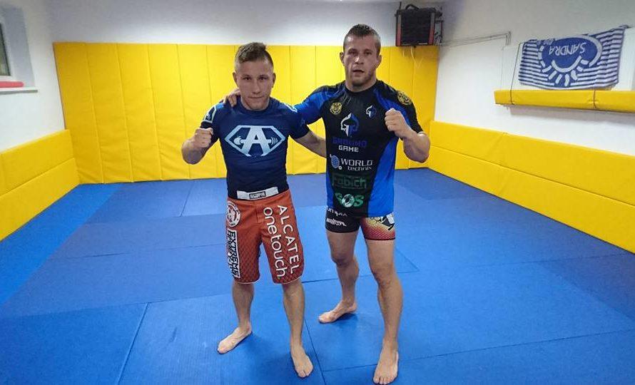 ACB z planami na galę w Polsce, Artur Kamiński w jednej z walk