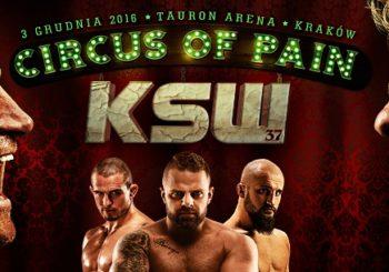 KSW 37: Circus of Pain w zwolnionym tempie (wideo)