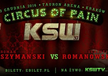 Roman Szymański vs Sebastian Romanowski na KSW 37!