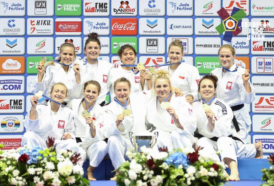 Polska organizuje ME Seniorów w Judo, prezentacja logotypu