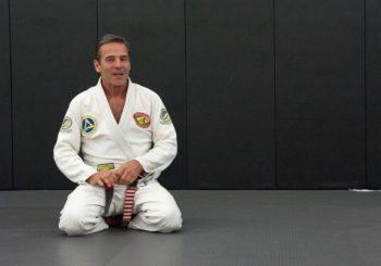 Kulturysta (113kg) wyzwał na pojedynek instruktora BJJ (68kg)