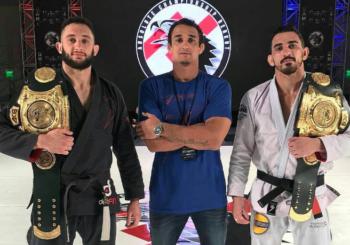 Finałowe walki z ACB Jiu Jitsu Grand Prix (video)