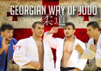 Gruzińskie judo...
