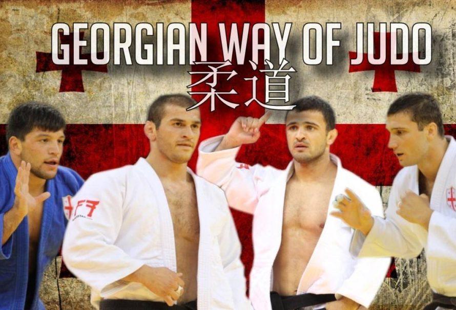 Gruzińskie judo…
