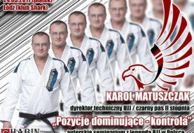Karol Matuszczak w Shark MMA Łódź
