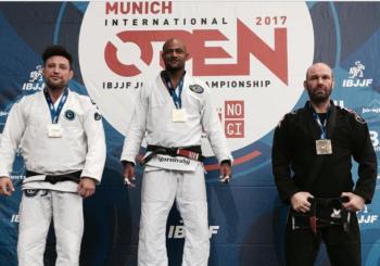 Miexon drugi na IBJJF Munich Open